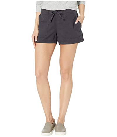 Prana Milango Shorts (Coal) Women