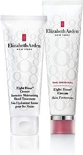 Elizabeth Arden Eight Hour Cream Skin Protectant, 1.7 oz and Intensive Moisturizing Hand Treatment, 2.6 oz Pack