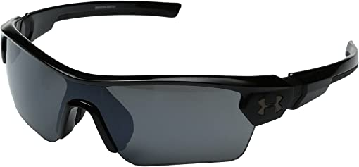 Shiny Black/Black Frame/Gray Multiflection Lens