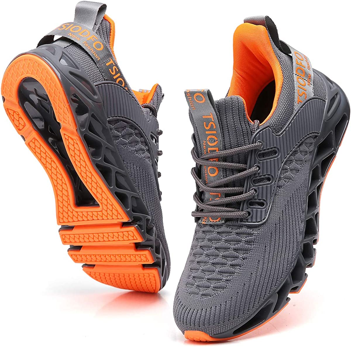 Ezkrwxn Men Sport Running At the price Tennis Mail order cheap Athletic Walking Jogging Shoes