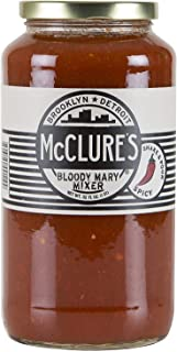 McClure's Bloody Mary Mixer, 32 oz