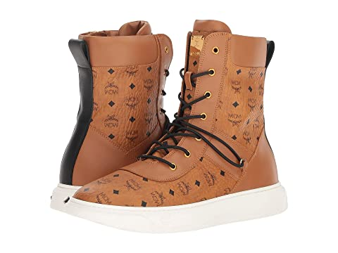 MCM Logo Group Boots