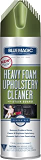 Blue Magic 914 Heavy Foam Upholstery Cleaner with Stain Guard-22 oz, 22. Fluid_Ounces