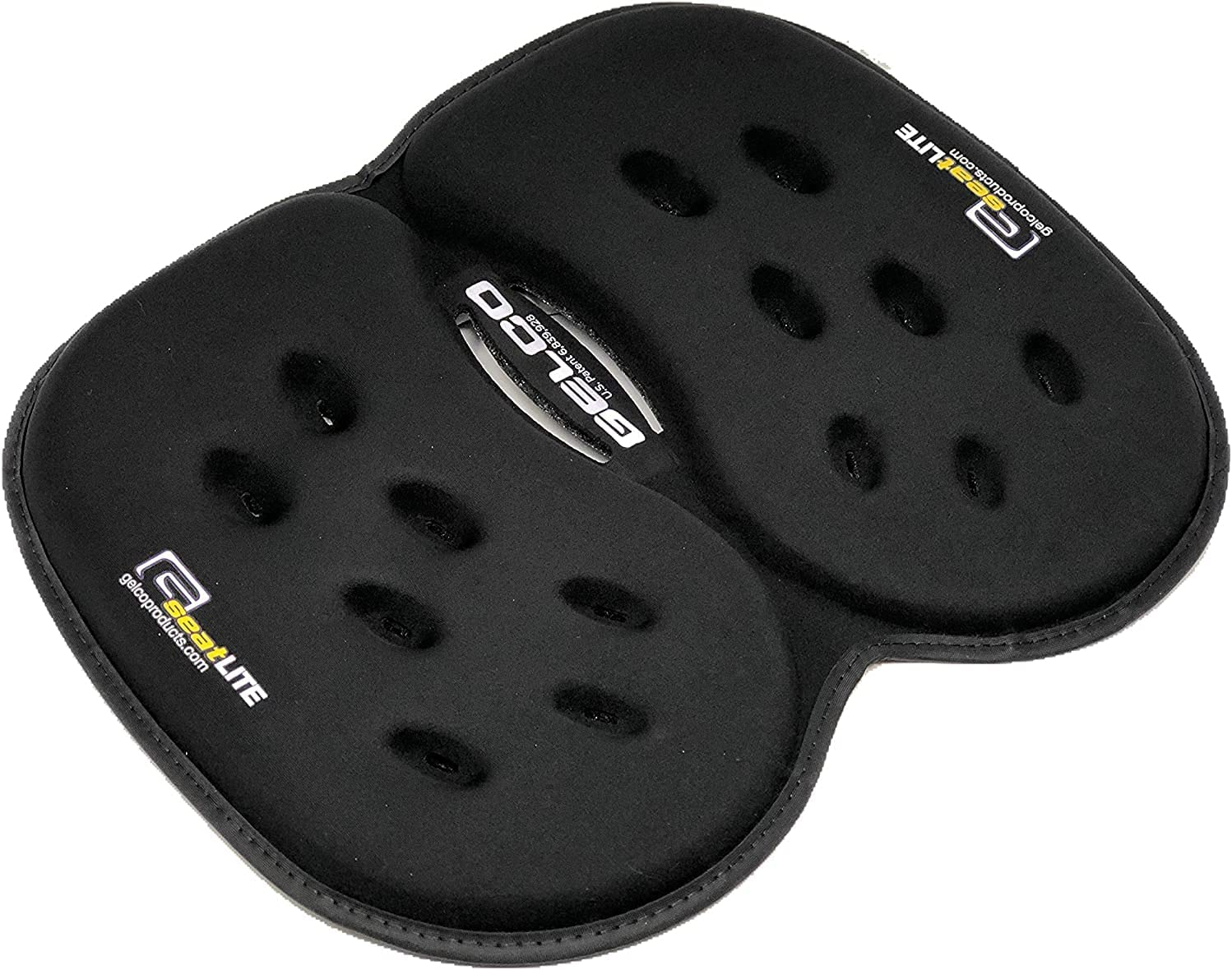 GSeat Lite Travel Outlet SALE Gel List price and Foam Cushion Pain Sciatica For Back -