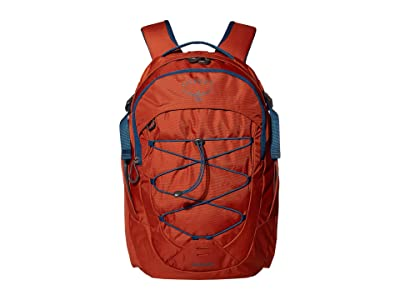 Osprey Quasar (Umber Orange) Backpack Bags