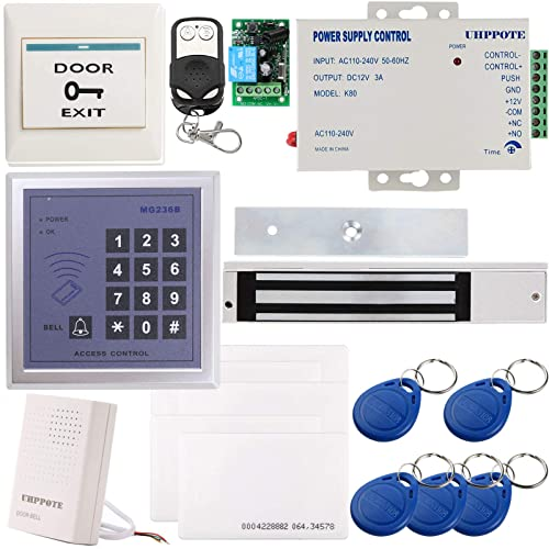Door Access Control System: Amazon.com on access control door opener diagram, door frame diagram, door schematic, access control system diagram, door hinge diagram, door access controller, access control schematic diagram, door control system block diagram, door access readers, door strike intercom access control diagram, double door access control diagram, magnetic card reader diagram, entry control point diagram, door installation diagram, door access systems, door access control tools, single door access control diagram, door access control riser diagram, door access control cable, ring network topology diagram,