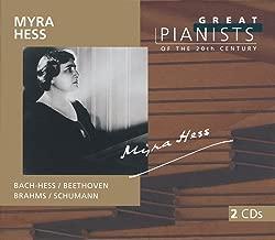 Jesu Joy Of Man's Desiring Piano Myra Hess