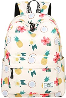 Kid Child Girl Cute Patterns Printed Backpack School Bag11.5x15.7x5.1