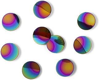 Umbra Confetti Dots Adhesive Wall Decor, Set of 10, Rainbow