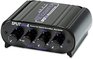 ART SPLITMix 4 Four Channel Passive Splitter/Mixer