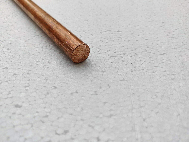 """MJ2 Max 57% OFF 2 Pcs of 5 Max 73% OFF 8"""" Copper Long Dia. 12"""" Rod .625"""