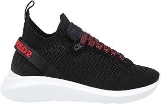 DSQUARED2 Luxury Fashion Uomo SNM007459202114M002 Nero Sneakers | Autunno Inverno 19