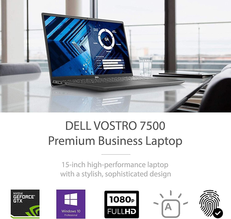 Dell Vostro 7500 Laptop Review