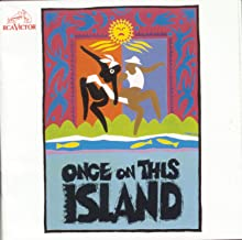 Once On This Island 1990 Original Broadway Cast