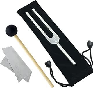 ONEST 528 Hz Tuning Fork, With Manufacture, Offers You Clear Tones, Which Will Show You a Great Medical Healing Instrument.