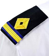 Ocean Kart Professional Epaulettes for Fourth Engineer Merchant Navy Officer