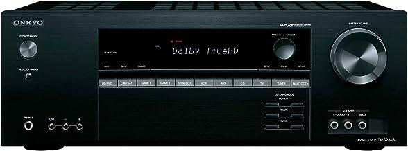 ONKYO TX-SR343 AVレシーバー 5.1ch/Bluetooth対応 ブラック TX-SR343(B) 【國內正規品】
