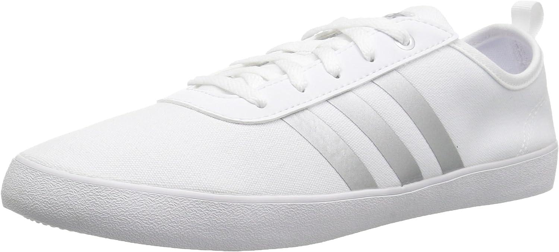 Adidas Frauen Flache Sandalen Weiss Groesse 9.5 US  41 EU