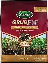 Scotts 99610 EMW7238926 GrubEx-Grub Killer and Preventer-10,000 sq Kills White, 10,000-sq ft