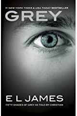 Grey: Fifty Shades of Grey as Told by Christian (Fifty Shades as Told by Christian Book 1) Kindle Edition