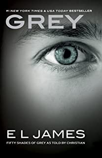 Grey: Fifty Shades of Grey as Told by Christian (Fifty Shades as Told by Christian Book 1) (English Edition)