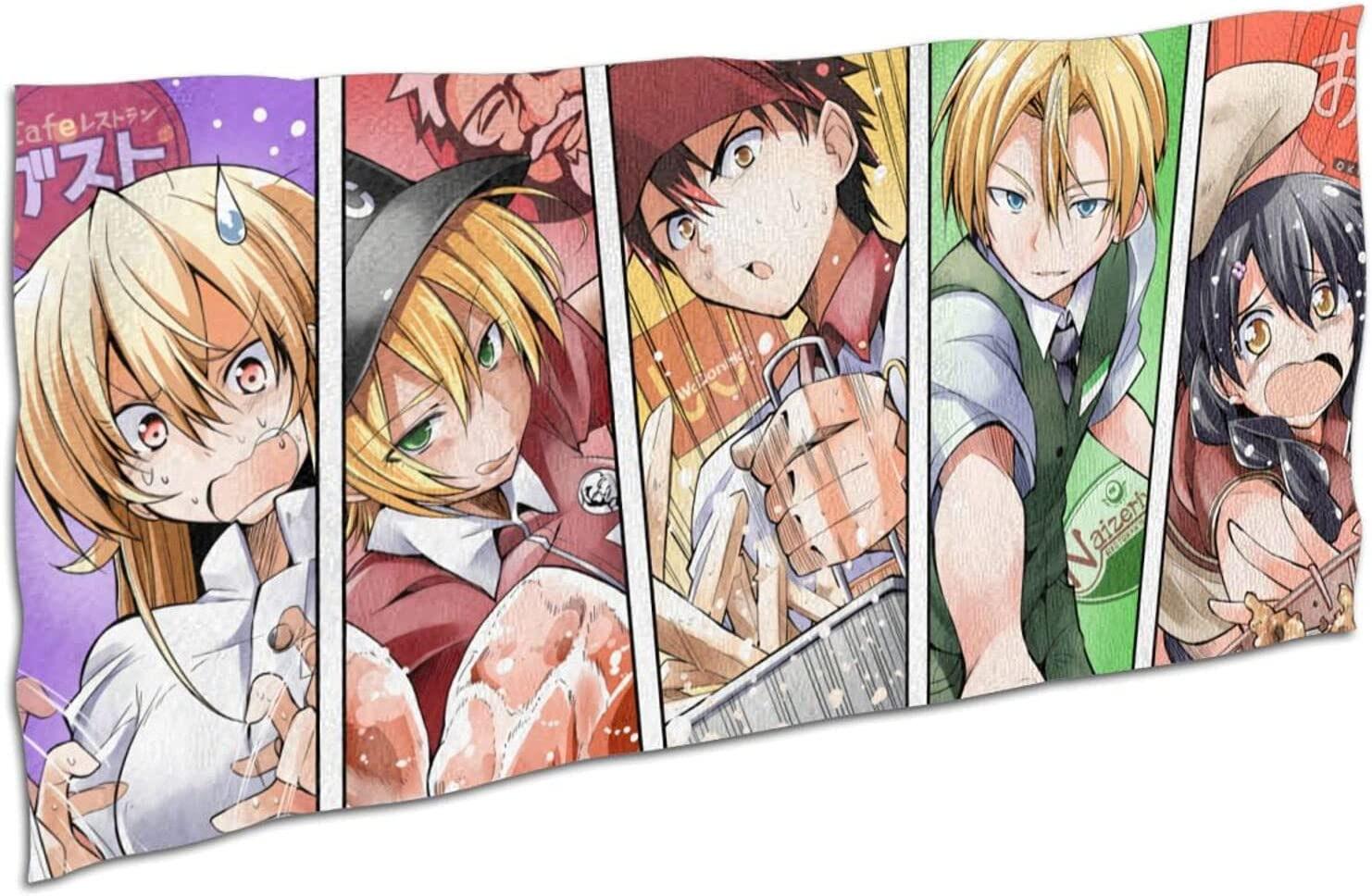 Food Wars Latest Popular shop is the lowest price challenge item Oversized Beach Towels Premium Soft Super Fluffy Plus