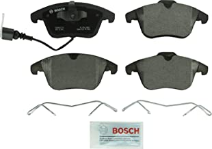 Bosch BP1375 QuietCast Premium Semi-Metallic Disc Brake Pad Set For: Audi Q3, Q3 Quattro; Ford Mondeo; Volkswagen Passat, Tiguan, Front