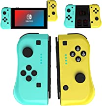 JAMSWALL Joy Con Controller Compatible for Nintendo Switch, Wireless Controllers..