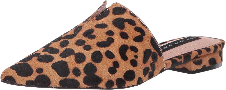 Steve Madden Steven Women's Lauryn-L Mule, Leopard, 8 M US