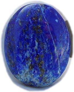 The Best Jewellery Lapis Lazuli cabochon, 67Ct Lapis Lazuli Gemstone, Oval Shape Cabochon For Jewelry Making (32x26x9mm) S...