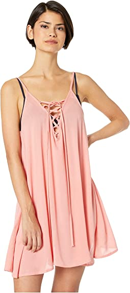 af072f35f6 Roxy. Softly Love Solid Dress Cover-Up. $45.00. 2Rated 2 stars out of 5.  Lantana