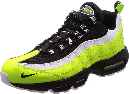 Nike Air Max Max Max 95 PRM - Volt schwarz-Volt Glow-Barely vo  hohes Ansehen
