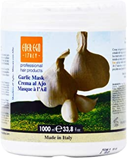 Ever Ego Italy Garlic Mask Treatment, 33.8 Ounce