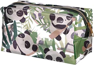 Neceser de Viaje de PVC Oso Panda Tropical