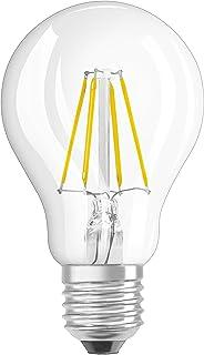 OSRAM LED Bulb Socket: E27, 4 Watt, 40-Watt-Replacement, Warm White 4052899936393