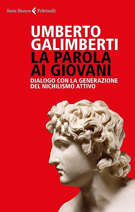 La parola ai giovani. dialogo con la generazione del nichilismo attivo (italiano) copertina flessibile 978-8807172977