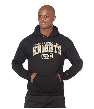 Champion College UCF Knights Powerblend(r) Fleece Hoodie (Black) Men