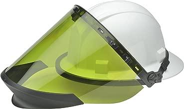 Elvex WELCUARC7BASIC Flash-Pro Basic Head-Face Arc Protection Kit Cu-Arc-7-Basic Full Brim Cap, PPE Risk Cat 2 Arcfit 14 Shield Chin Protector, VB-65, 10