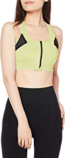PUMA Women's High Impact Front Zip Bra Underwear Top