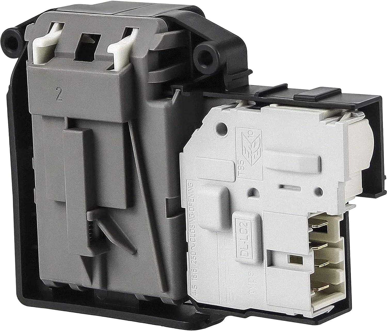 6601ER1004C Washer Door Lock Assembly Premium Replacement Part b