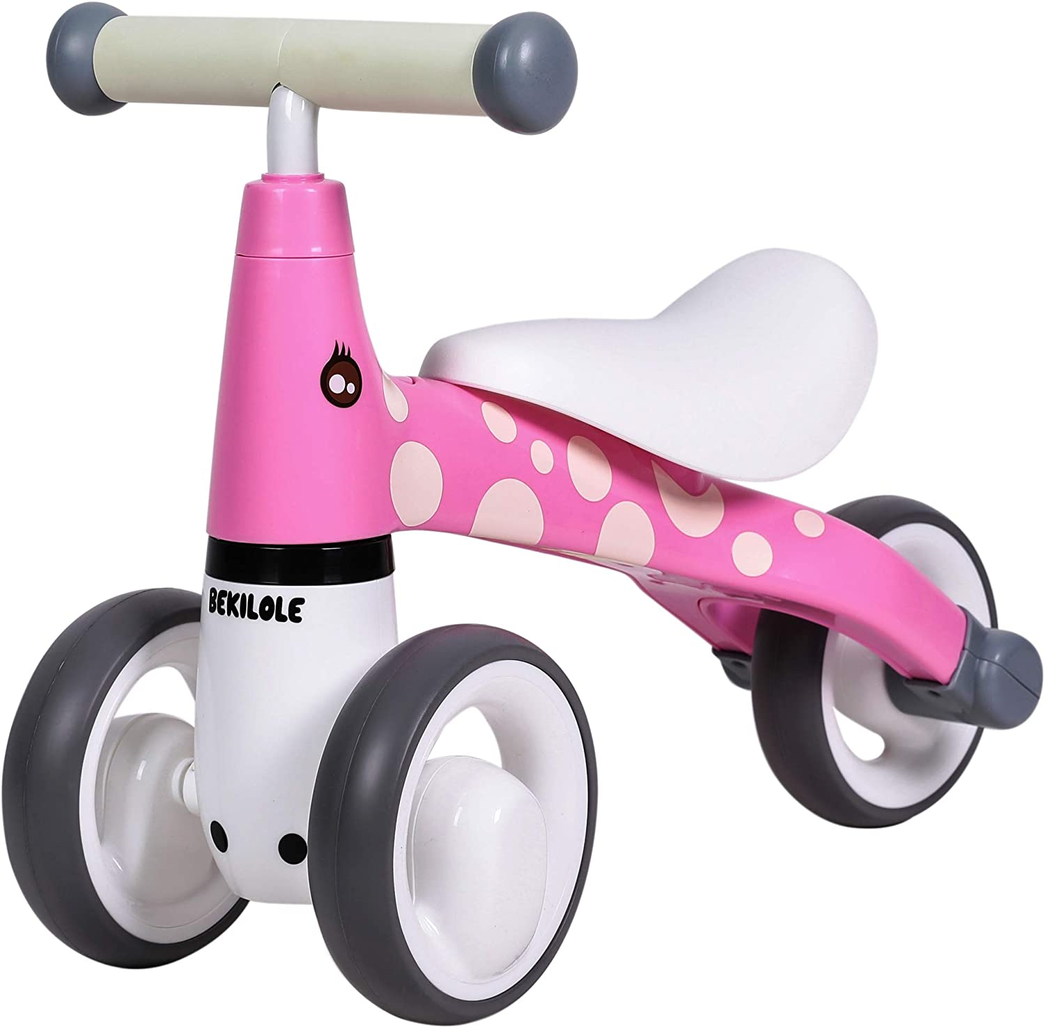1 Year Old Girl Gifts Fun Animal Themes Ideal First Birthday Baby Balance Bike 10 24 Months