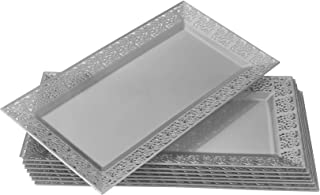Best silver coated trays Reviews