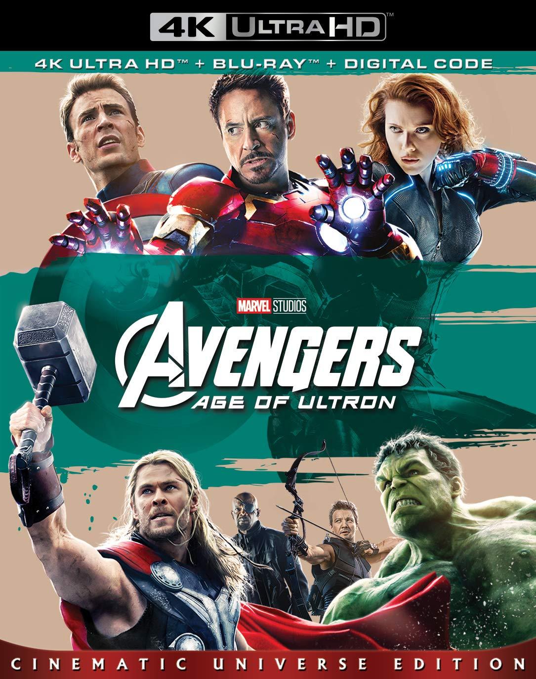 Avengers: Age of Ultron [USA]