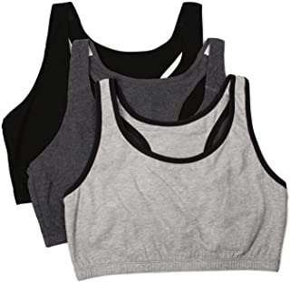 Women's Built-Up Sports Bra 3 Pack Bra