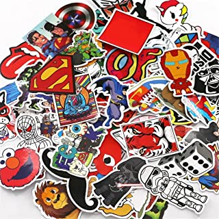UTSAUTO Graffiti Stickers Decals Pack of 100 pcs Car Stickers Motorcycle Bicycle Skateboard Luggage Phone Pad Laptop Stick...