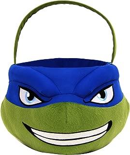Teenage Mutant Ninja Turtles TMNT Leonardo Jumbo Plush Basket