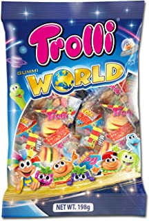 Trolli A Gummi World Bag, 2 kg