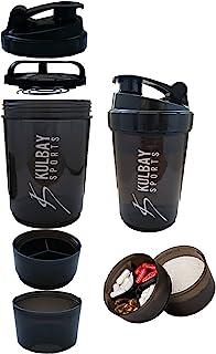 Kulbay Sports 2.0 プロテインシェイカー 600ml シェーカーボトル