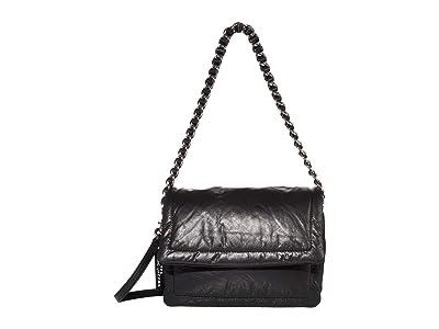 Marc Jacobs The Pillow Bag (Black) Handbags