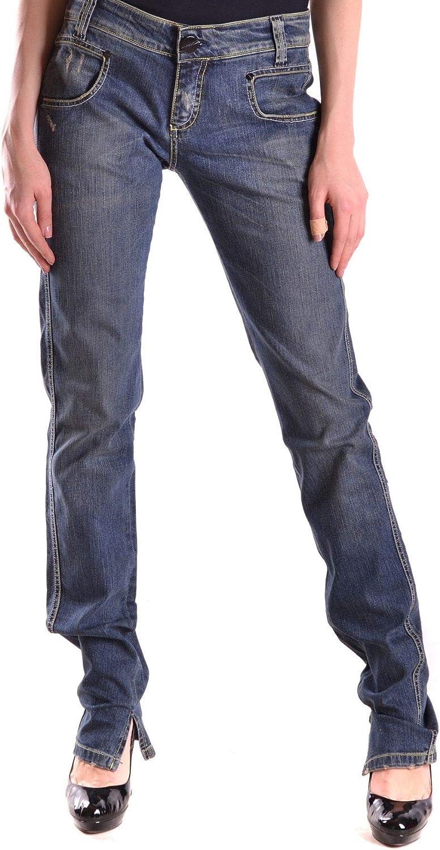 Pinko Women's MCBI24496 bluee Cotton Jeans